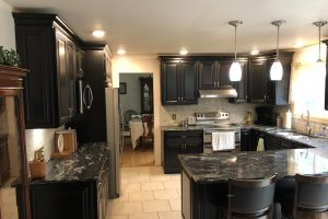 kitchen remodel in reading
